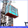 Строительный подъемник здания списка строительного подъемника подъема конструкции списка конструкционных материалов здания