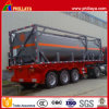 Carbon Steel Liquid Transport ISO Tank Container