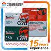 Plastikgeschenk-Card/PVC gestempelschnittene Karte