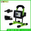 Lumière d'inondation rechargeable campante du Portable 20W DEL pour l'éclairage de secours