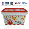 200g Animal Shaped Cracker&Biscuit in Plastic Box