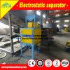Machine de séparation électrostatique de rouleau de la tension deux pour le minerai de zirconium