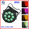 9*6in1 UVLED Stage PAR Lighting