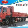 HOWO 8*4 팁 주는 사람 Zz3317n3567W (H7/336/K35/8*4) 트럭