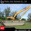 Excavatrice hydraulique de chenille de chat avec le ponton Jyp-211 de train d'atterrissage
