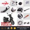 Het Luchtzuiveringstoestel van de motorfiets Voor Keeway Focus50, F-Act50, de Filter van de Lucht Matrix50