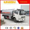 Dongfeng Duolika 13の立方オイルタンクのトラック
