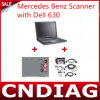 El mejor Quality Scanner para MB SD Connect C4 de Benz con DELL D630 Laptop con Latest Version Software Full Set Ready to Use