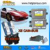 A iluminação do carro de H3 55w ESCONDEU o canbus da lâmpada de xénon