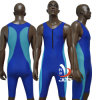 Marca de fábrica Job Man Professional 1-Pic Triathlon Suit Front Zipper