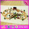 Игрушка W04c036 нового поезда шаржа ребенка конструкции 2016 установленная