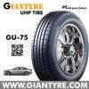 Neumático de coche, neumático del vehículo de pasajeros, neumático de la polimerización en cadena de UHP (GU-75)