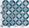 Блеск украшения стены застеклил стеклянную плитку мозаики камня смешивания (замороженность мраморный E20)