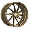 Выкованное Concave Alloy Wheel CVT для Passenger Cars