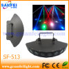 RGBW 3W Eight EyesのファンShaped Sector LED Beam Light