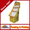 Affichage en carton ondulé de papier de palette (6233)