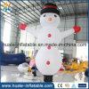 Lustiger aufblasbarer WeihnachtsSchneemann-Himmel-Tänzer mit gutem Preis für Verkauf
