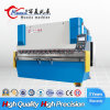 Huaxia Wf67y Huaxia 유압 격판덮개 디지털 표시 장치 압박 브레이크 구부리는 기계