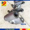 굴착기 엔진 Partsfree 검사를 위한 예비 품목 6D34 벨브 로커암 아시리아