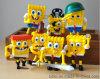 Neue Spongebob Squarepants Serien-Plastikspielwaren