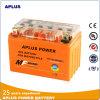 Batteries oranges de gel de modèle de cas pour la moto 12V 9.5ah Ytx12A-BS