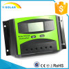 LCD表示Ld30bが付いている太陽電池パネルのための12V 24V 30Aの太陽調整装置
