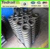 Mola de compressão de umedecimento composta de aço resistente para o trem/broca/Mecanical