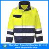 Одежда конструкции курток изготовленный на заказ работы безопасности логоса равномерная