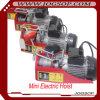 Mini capacité électrique d'élévateur de câble métallique de 500-1000kg