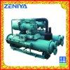 Élément de condensateur de compresseur de vis pour le climatiseur ou la réfrigération