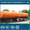 4axlesステンレス鋼の燃料タンク40000litersオイルのトレーラーの燃料タンク