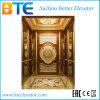 Luxuaryの貴族の小屋が付いているGearless乗客のエレベーター
