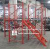 Haltbares Stahlspeicherracking-System