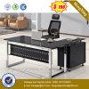 高品質のオフィス用家具のメラミン木の支配人室表(NS-GD025)