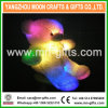 LED Teddy Bear Toy Holding Love Pillow / Plush LED Bear Brinquedos para Venda / Light up Teddy Bear Plush Toy