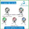 IP68 3W Licht van de Pool van de Witte RGB LEIDENE Lamp van de Vlek het Onderwater