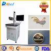 машина маркировки лазера CNC 20W Jpt Mopa для цвета металла