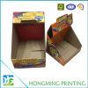 Boîte de présentation polychrome de carton petite