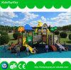 OpenluchtSpeelplaats van de Kinderen van de Spelen van het Park van Amusment de Plastic