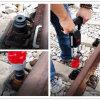 높은 토크 코드가 없는 충격 렌치 트럭 토크 렌치 리튬 건전지 철도 선로 도망 공구 휴대용 전력 공구 렌치