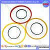 Joint circulaire en caoutchouc plat de silicones de FDA