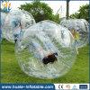 Juego divertido inflable, juguete inflable del agua, bola de parachoques