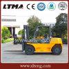 De Nieuwe Vrachtwagens van Ltma Diesel van 5 Ton Vorkheftruck met de Motor van Mitsubishi