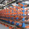 Cremalheira lateral dobro do modilhão do armazém do armazenamento