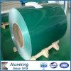 Coustomized 8000 séries de couleur a enduit la bobine en aluminium pour la construction