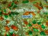 Silk опаловый прогар Devort ткани с тканью печатание