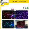 Etapa de la magia LED paño de la estrella (HL-051)