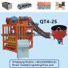 2016 neues Brand Semi Automatic und Vibrate Brick Machine, Concrete Brick Making Machine