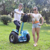 Li-ione verde Battery 72V 8.8ah di Power Newest Mini Smart Two Wheels Electric Chariot Scooter