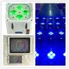 La radio con pilas DMX LED del teléfono elegante de WiFi enciende 4*18W RGBWA ULTRAVIOLETA